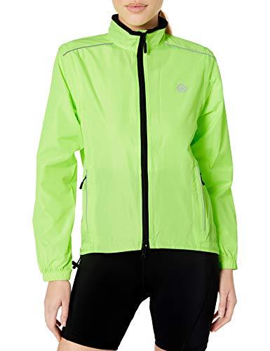 CANARI Women's Radiant Elite Jacket, Killer Yellow, Small