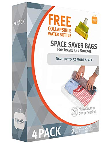 Space Saver Bags Without Vacuum