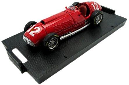 Brumm - R191b - Véhicule Miniature - Modèle À L'échelle - Ferrari 375 F1 - 1st Victory - Echelle 1/43