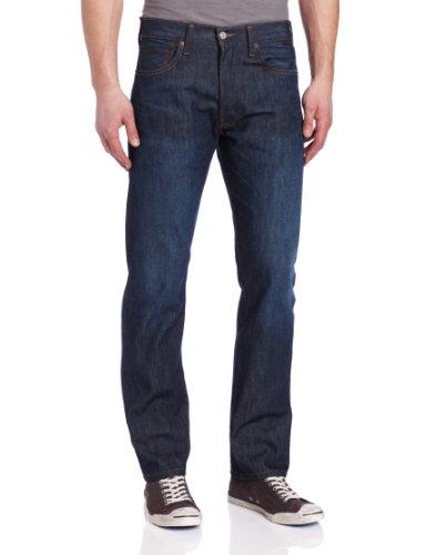 Levi's 501 - Jeans da uomo con gamba dritta - Blu - 33W x 32L