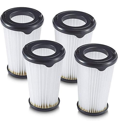 Supremery 4x Filter komp. zu AEG AEF150 für alle CX7-2 Akku Staubsauger Modelle wie CX7-2-I360, CX7-2-45AN, CX7-2-35FFP, CX7-2-35WR Ersatzfilter Filterset Innenfilter Staubsaugerfilter, waschbar