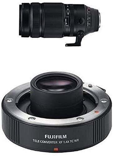 Fujifilm XF 100-400mm F4.5-5.6 R LM OIS WR Lens +...