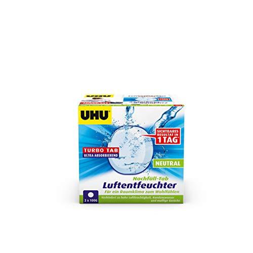 Uhu Air Max Ambiance 50505 - Tavolette per deumidificatore 2 x 100 g