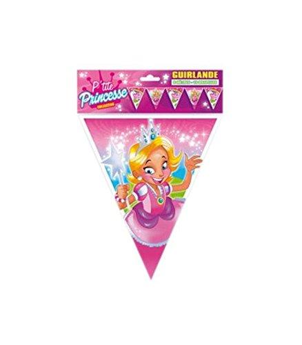 Guirlande princesse anniversaire