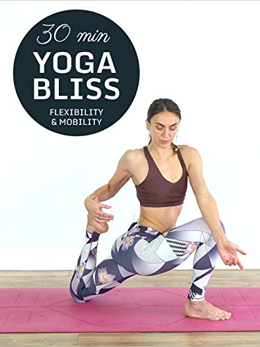 30 Min Yoga Flow For Full Body Bliss | Stretch & Mobility | Gayatri Yoga