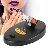 Nagellack Shaker, elektrische Flüssigkeit gleichmäßig Nagellack UV Gel Shaking Machine für Wimpernkleber Nagellack Tattoo Ink(EU)