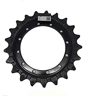 Fit for Mitsubishi MS030 Sprocket Excavator Mini Track Undercarriage Parts