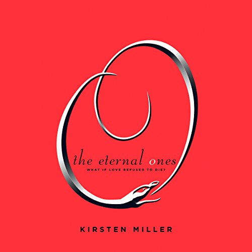 The Eternal Ones audiobook cover art