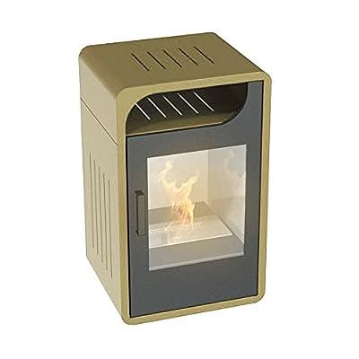 Bioethanol Heater 3000W Static Home Heating 60M3Fiammetta Junior