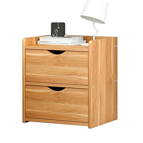 WYL Mesita de noche Armario de almacenamiento moderno simple Mesita de noche de almacenamiento...