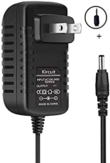 6V AC/DC Adapter Replacement for Singer Stitch Sew Quick Sewing Machine Continental Electric 01663 CE10141 CE10131 Janome Blossom Hello Kitty Michley Lil Sew AD-0650 SW-060120A Power Supply