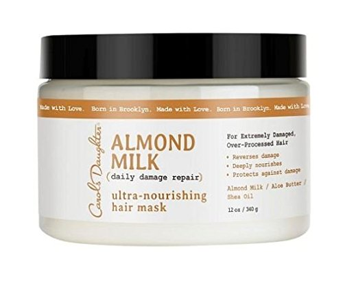 Carol's Daughter Almond Milk Daily Damage Repair Ultra-Nourishing & Moisturizing Hair Mask -...