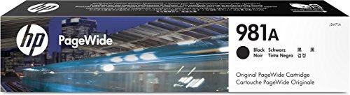 HP 981A (J3M71A) Original PageWide Druckerpatrone (für HP PageWide Enterprise) schwarz