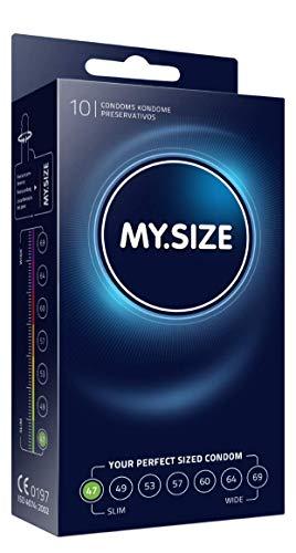 My.Size - Preservativos (47 mm, 10 unidades)