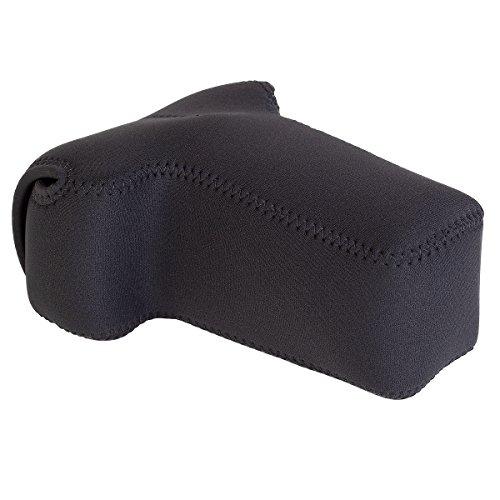 OP/TECH D Series SLR Zoom - Bolsa Blanda para cámara de Fotos, Color Negro