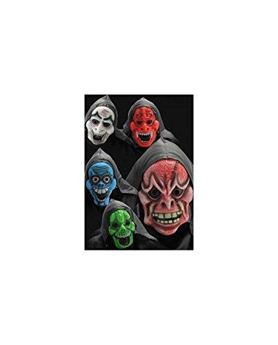 Carnival Toys Masque avec Capuchon Rouge fermé