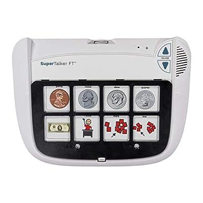 AbleNet SuperTalker FT Progressive Communicator - Product Number: 10000031