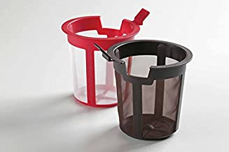 Chatsford Spare 4-Cup Filter, Red by Chatsford Tea Pots