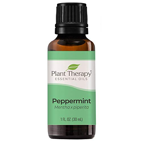 Peppermint Essential Oil. 30 ml (1 fl oz). 100% Pure, Undiluted, Therapeutic Grade