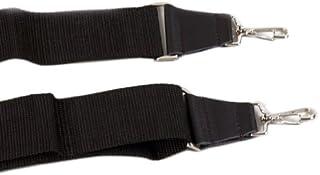 AXL PG-515 Padded Guitar Strap Black