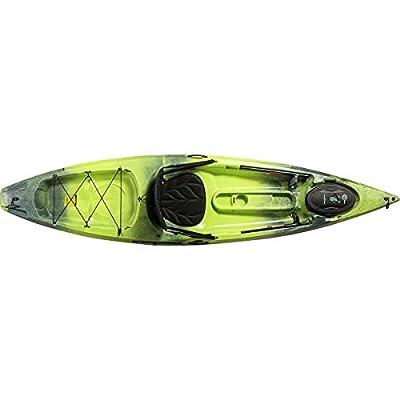 Ocean Kayak Ocean Kayak Tetra 10 Sit-On-Top Kayak - 2019 by Ocean Kayak