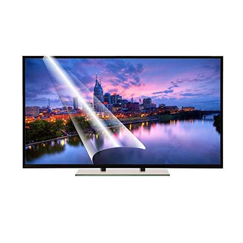 GFSD 32-75 Pulgadas Protector de Pantalla de TV LED Aliviar la Fatiga Ocular para TV LCD LED y Plasma HD, Amplia personalización (Color : HD Version, Size : 42 Inch 917 * 516mm)
