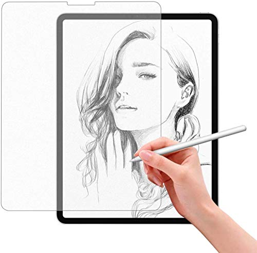Nillkin Paperlike ipad Pro 11 Screen Protector - Write Like Paper ipad pro Accessories, Draw and Sketch with The Apple Pencil Like on Paper Matte Screen Protector,Compatible with iPad Pro 11' 2018