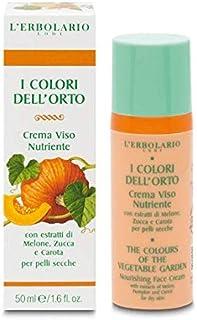 Crema Viso Nutriente I Colori dell'Orto Arancione 50 ml