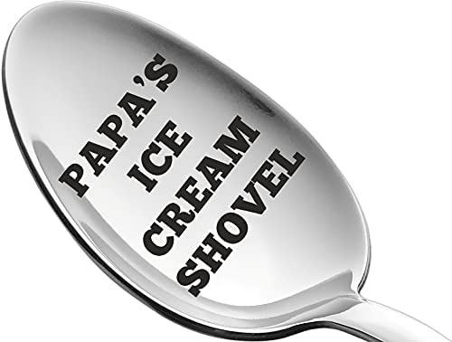 Top 10 Best stainless steel ice cream spoon Reviews