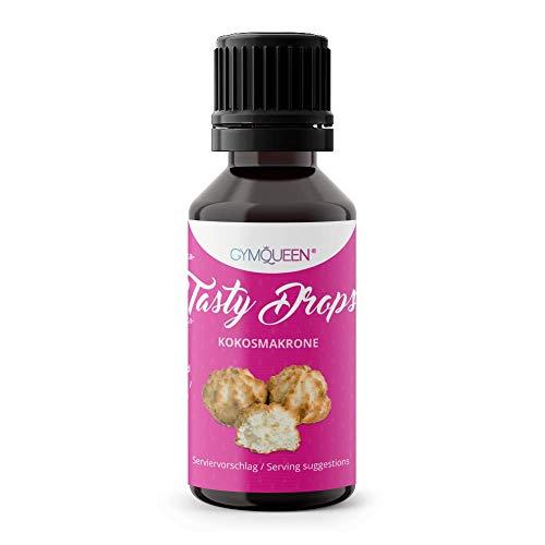 Tasty Drops - 30ml - Kokosmakrone