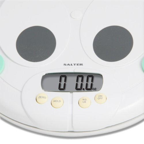 Salter 914WHLKR 914 Electronic Baby and Toddler Scale