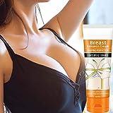 Crema reafirmante para senos, Crema para realzar los senos Crema para el cuidado de los senos para el realce de los senos Crema reafirmante para senos Múltiples ingredientes activos para