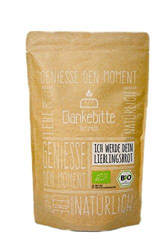 Bio Brot Backmischung