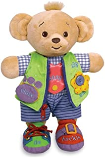 Genius Baby Toys Learn to Dress Doll Bearemy Bear - 12