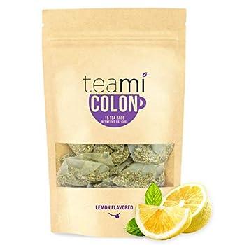Teami® Colon Cleanse Detox Tea - 15 Tea Bags 30 Day Supply  Lemon