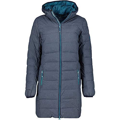 McKINLEY Damen Wander Freizeit - Mantel Jordy pa Navy blau, Größe:38