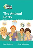 Level 3 - The Animal Party (Collins Peapod Readers)