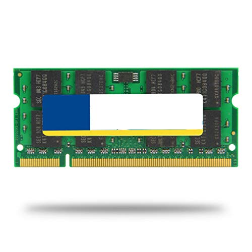 Notebook DDR2 800 2G-geheugenstick Full Model Link Laptop-geheugenkaart Groen
