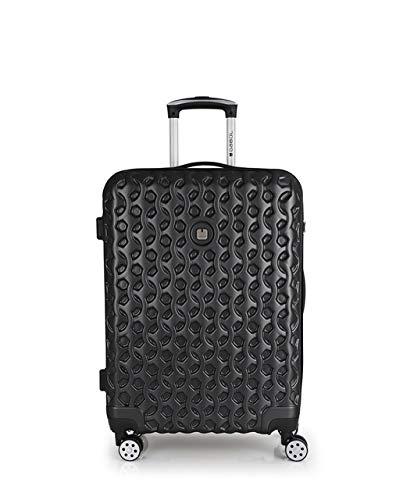 Gabol koffer, 50 cm, 20 liter, zwart