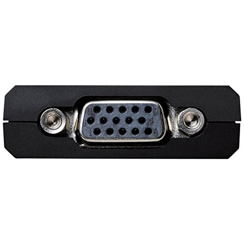 ELECOMMHL-VGA変換アダプタ2A出力10cmブラックMPA-MHL2VGANBK