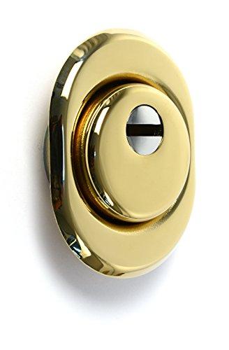 VI.TEL. E0439 42 Protettore Regolabile per Cilindri, Oro