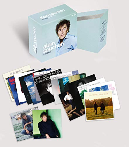 Anthologie (Coffret 16cd)