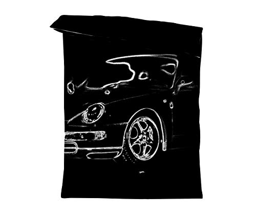 fotobar!style Bettbezug 135 x 200 cm EIN Motiv aus dem Kalender 911 Linien