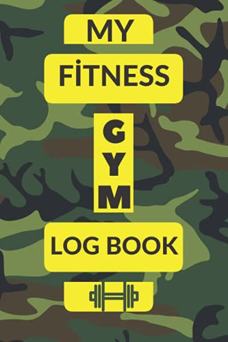 Fitness journal,Gym planner,Daily Exercise logbook, Food diary, Create personal fitness guide, Weekly planner,training,gifts,men,women,teens,,tracker