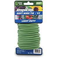 Luster Leaf 858 32 Inch Rapiclip Soft Wire Tie