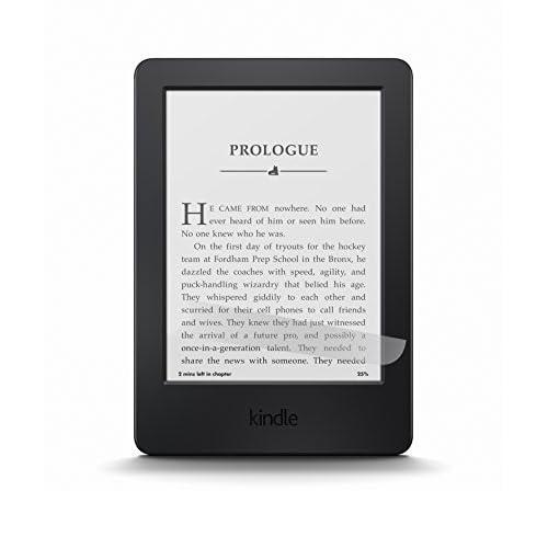 NuPro - Pellicola di protezione schermo per Kindle e Kindle Paperwhite (confezione da 3) - non compatibile con il modello 2019 (10ª generazione)
