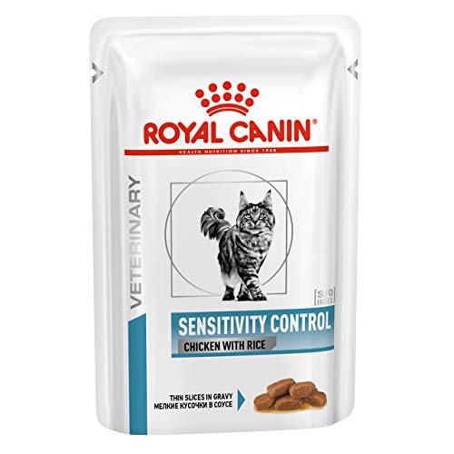zoodiscount Royal Canin Veterinary Diet Feline Sensitivity Control Huhn 48 x 85g