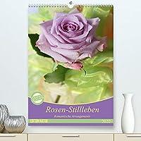 Rosen-Stillleben Romantische Arrangements (Premium, hochwertiger DIN A2 Wandkalender 2022, Kunstdruck in Hochglanz): Rosen in einer besonderen Umgebung (Monatskalender, 14 Seiten )