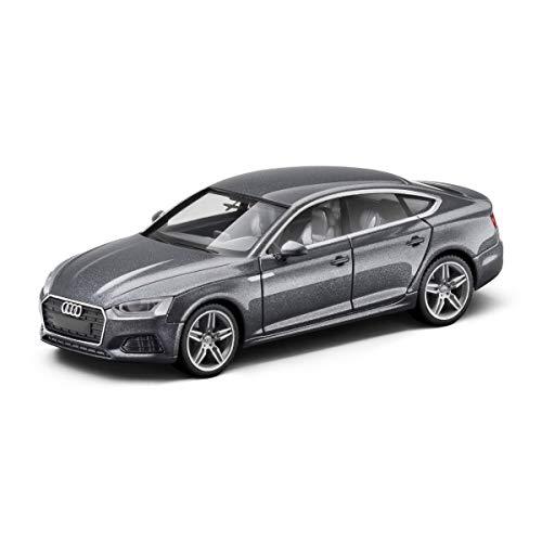 Audi A5 Sportback, Monsungrau, 1:87