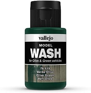 Vallejo Olive Green Model Wash